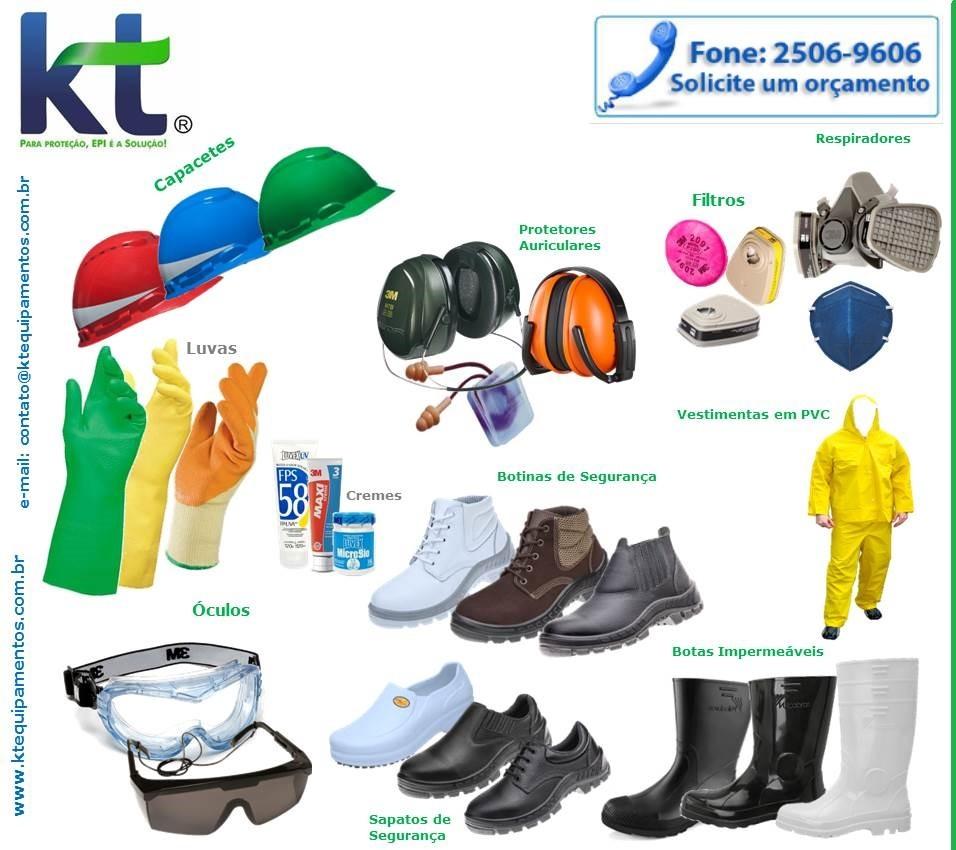 08cb00b530653 Epi equipamento de proteção individual - KT Equipamentos