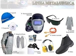 Epi para metalúrgica