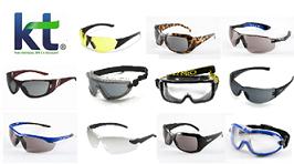 Equipamentos de proteção visual