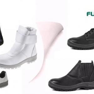 Calçados para proteção contra impactos