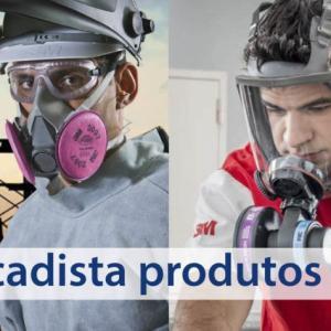 Epi máscara de proteção respiratória